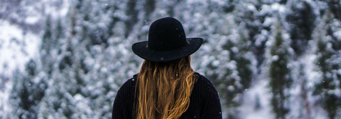 Cabello en invierno