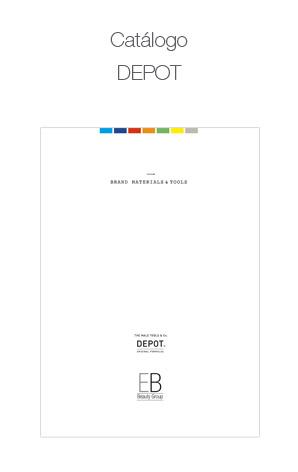 Catálogo DEPOT