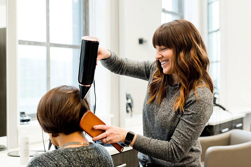 Salon peluqueria portada