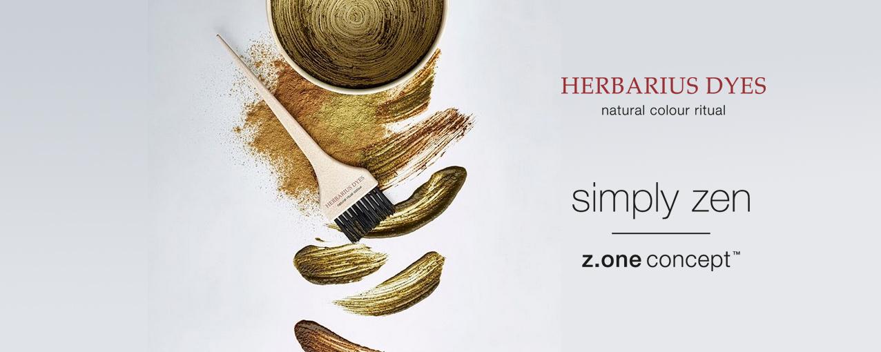 Curso coloración herbal Herbarius Dyes Simply Zen