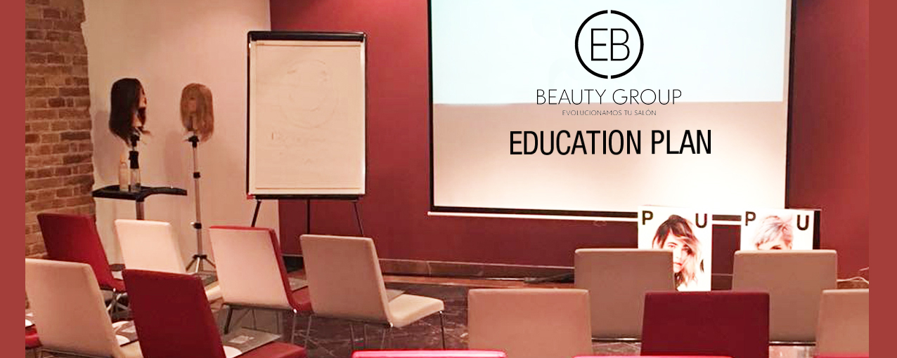 formación, education, eb, eb beauty group, éxito